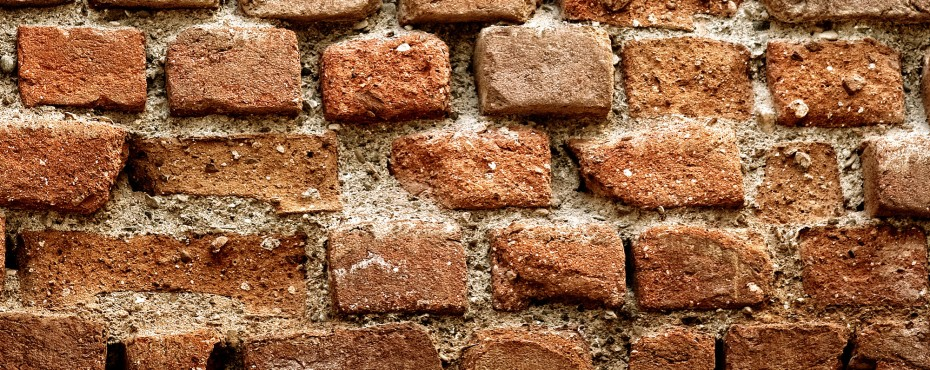 Brick by brick, we build our applications